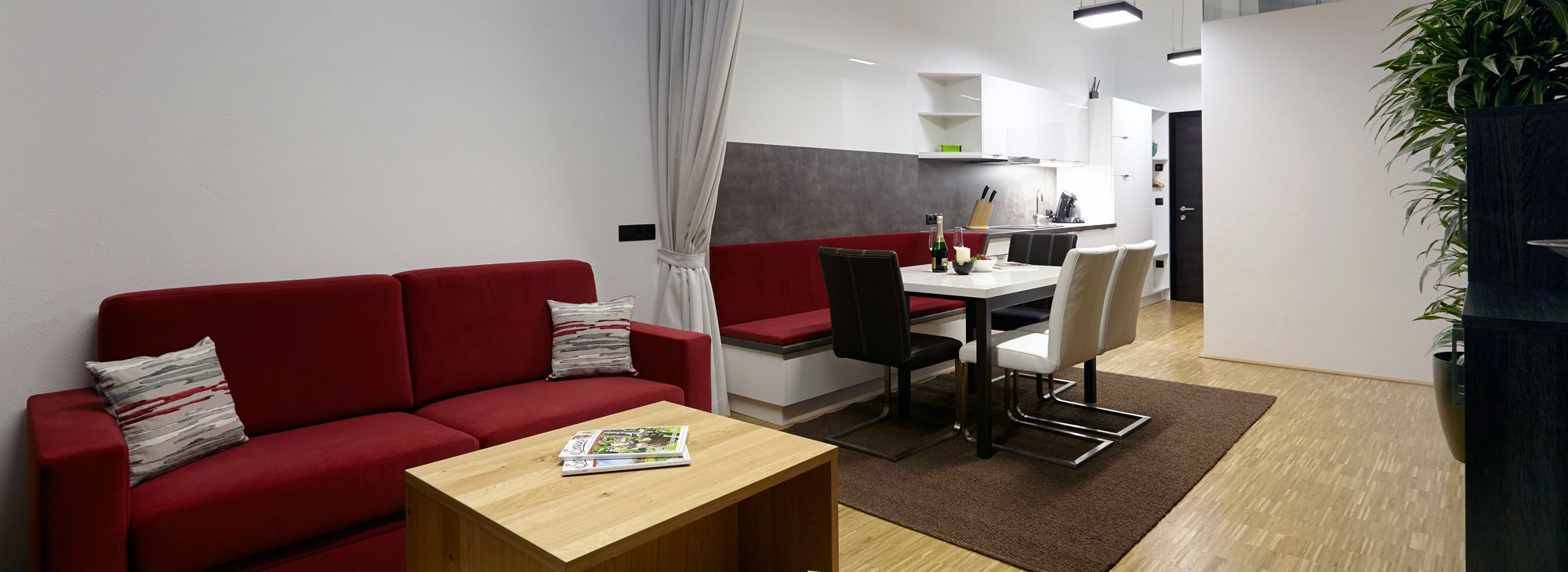 detail - Apartments Thurnbach