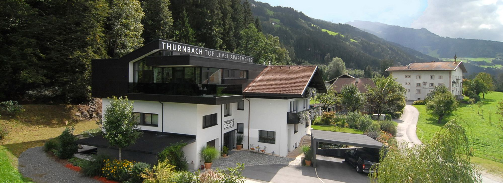 Moderne Appartements in Aschau im Zillertal